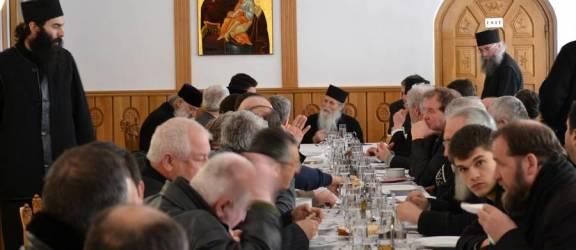 Consiliul Reprezentantilor – Sfanta Manastire Putna  14 – 15 martie 2012