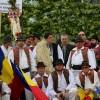 Protestul Proprietarilor de Paduri si Pasuni din Romania la Strasbourg 5-9 mai 2014