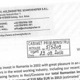A patra putere în stat: HOLZINDUSTRIE SCHWEIGHOFER