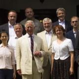 ALTEŢA SA REGALĂ, PRINŢUL CHARLES DE WALES, A LUAT CUNOŞTINŢĂ DE STAREA PĂDURILOR ROMÂNIEI