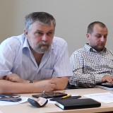 Project Steering committee meeting – 18th of May 2015