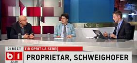 B1TV – Coruptie si trafic de influenta la Ministerul Mediului
