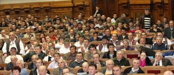 INVITAŢIE: CONGRESUL NAŢIONAL AL PROPRIETARILOR DE PĂDURI ŞI PAŞUNI DIN ROMÂNIA