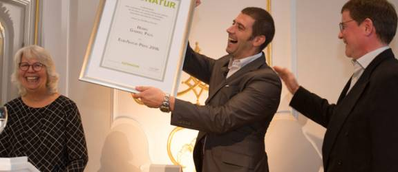 Un Român a devenit Laureat al Premiului EuroNatur 2016