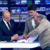 VIDEO: Călăii pădurilor din Maramureş, invitaţi să-şi apere imaginea la Realitatea TV