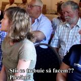 VIDEO Pisica pe căldură: Conservation Carpathia a întins-o de la propria dezbatere!