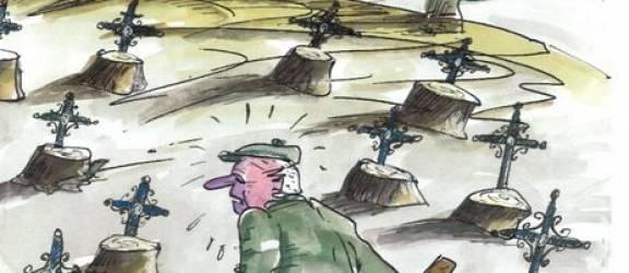 Statutul personalului silvic este un atentat la proprietatea forestieră